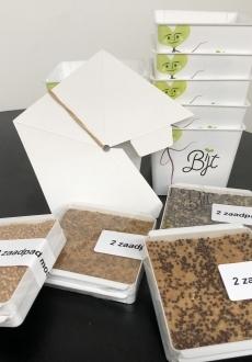 Materialen kiemgroenten – groep 4
