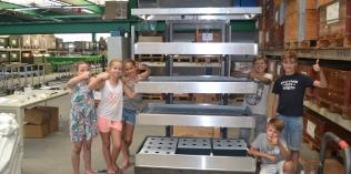 Kinderen geven ontwikkelaars van GrowWizzKid systeem inzicht