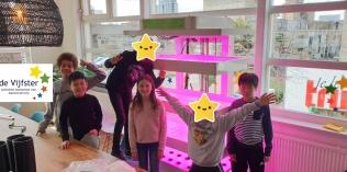'Ze hebben niet door dat ze zóveel leren' – De Vijfster in Capelle aan den IJssel