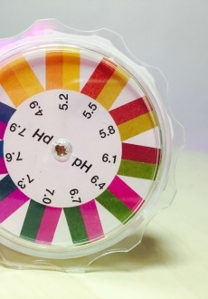 pH-strips
