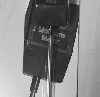 Bodem- en vochtmeter